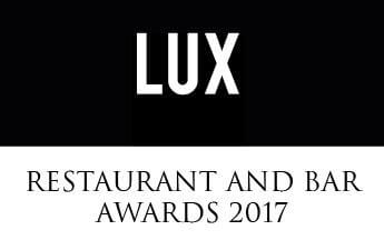 2017 Restaurant & Bar Awards