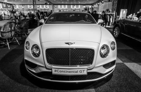 Bentley Launch Four New Revised Models