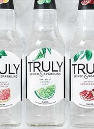 Introducing Truly Spiked & Sparkling