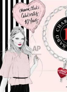 THOMAS SABO Celebrates the Grand CHARM CLUB Anniversary With a Diamond Edition