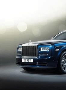 Rolls-Royce Motor Cars Share The Limelight with Phantom Customers
