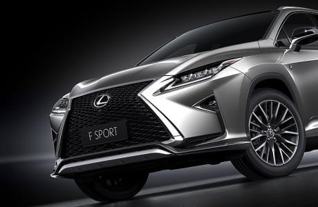 Pedal to the Metal - New Lexus To Have Turbo