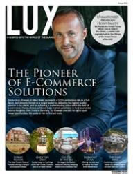 LUX October 2016 Issue