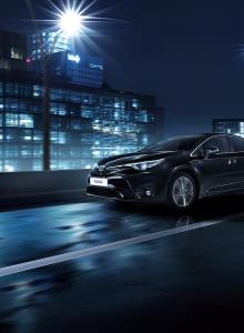 New Toyota Avensis: UK Range, Specifications and Prices Announced
