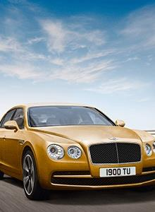Bentley Passes on a Legacy of Luxury