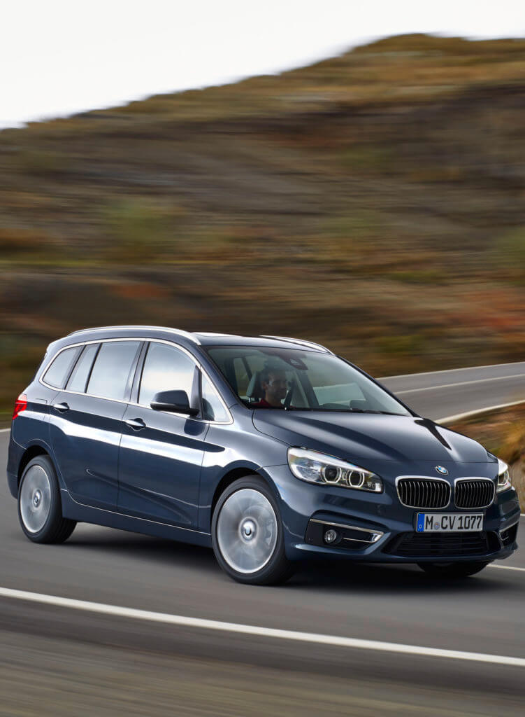 the new bmw 2 series gran tourer. Black Bedroom Furniture Sets. Home Design Ideas