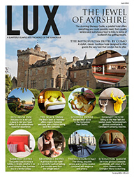 LUX April 2016 Issue