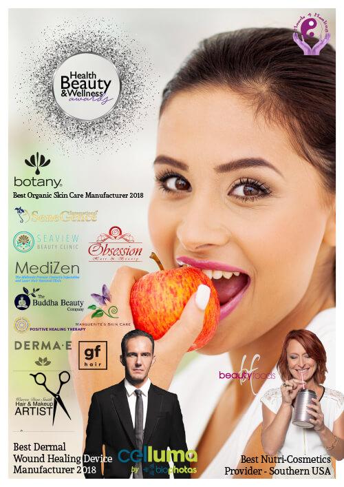 Health, Beauty & Wellness Awards - Lux Magazine