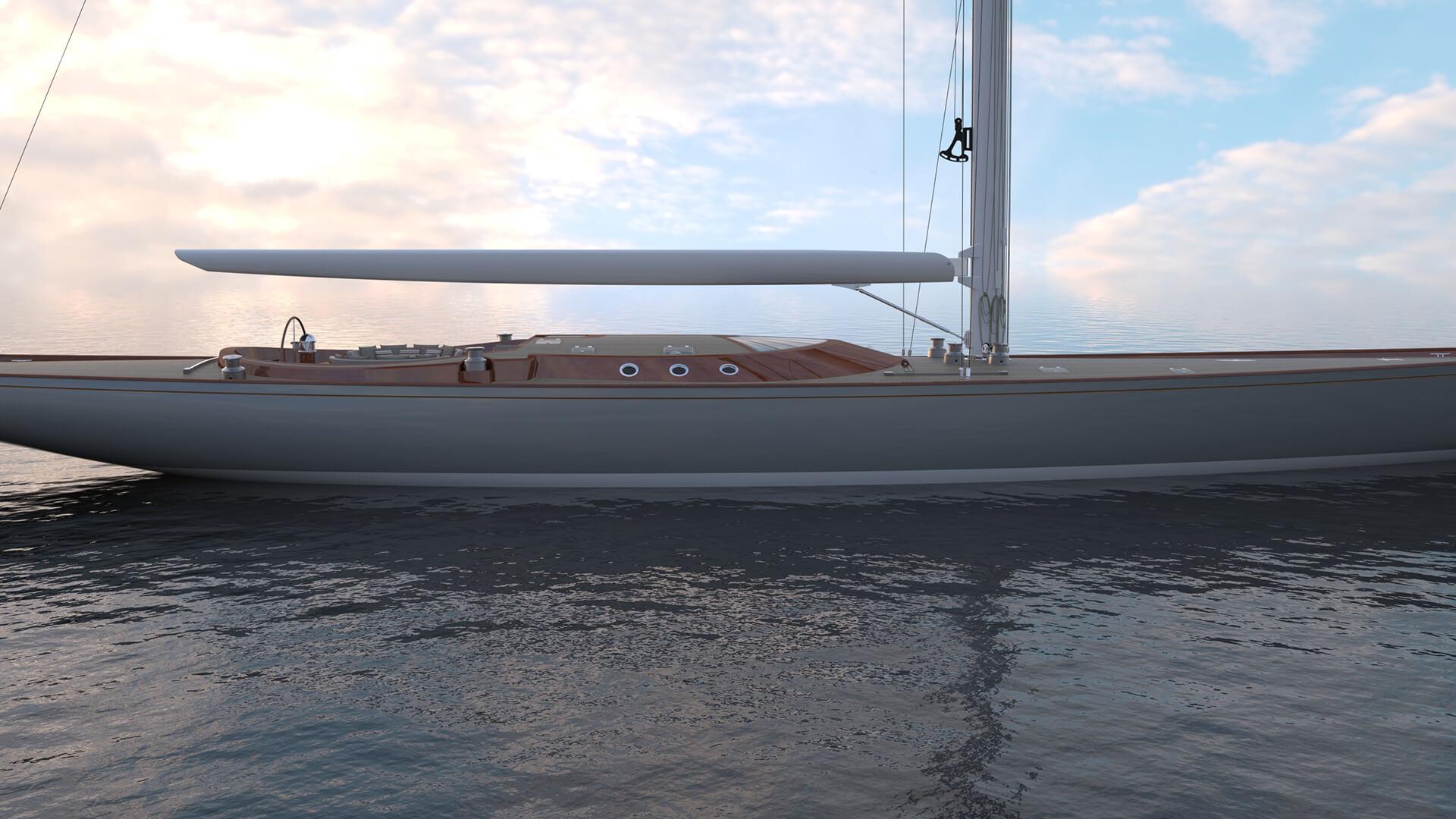 Spirit 111 yacht