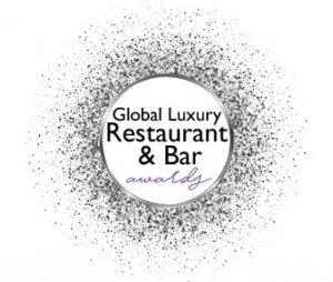 2018 Global Luxury Restaurant & Bar awards logo