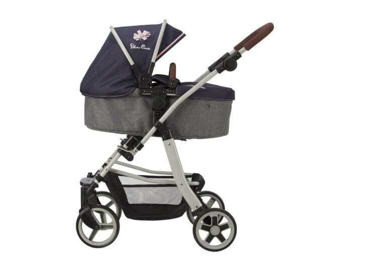 Silver Cross Pioneer 5 in 1 Dolls Pram in Vintage Blue from Play Like Mum 5 small