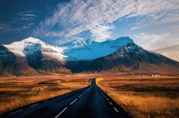 iceland route 1
