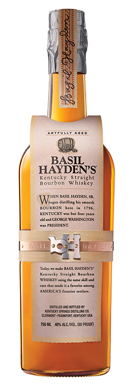 Basil Hayden's Bourbon@0,25x