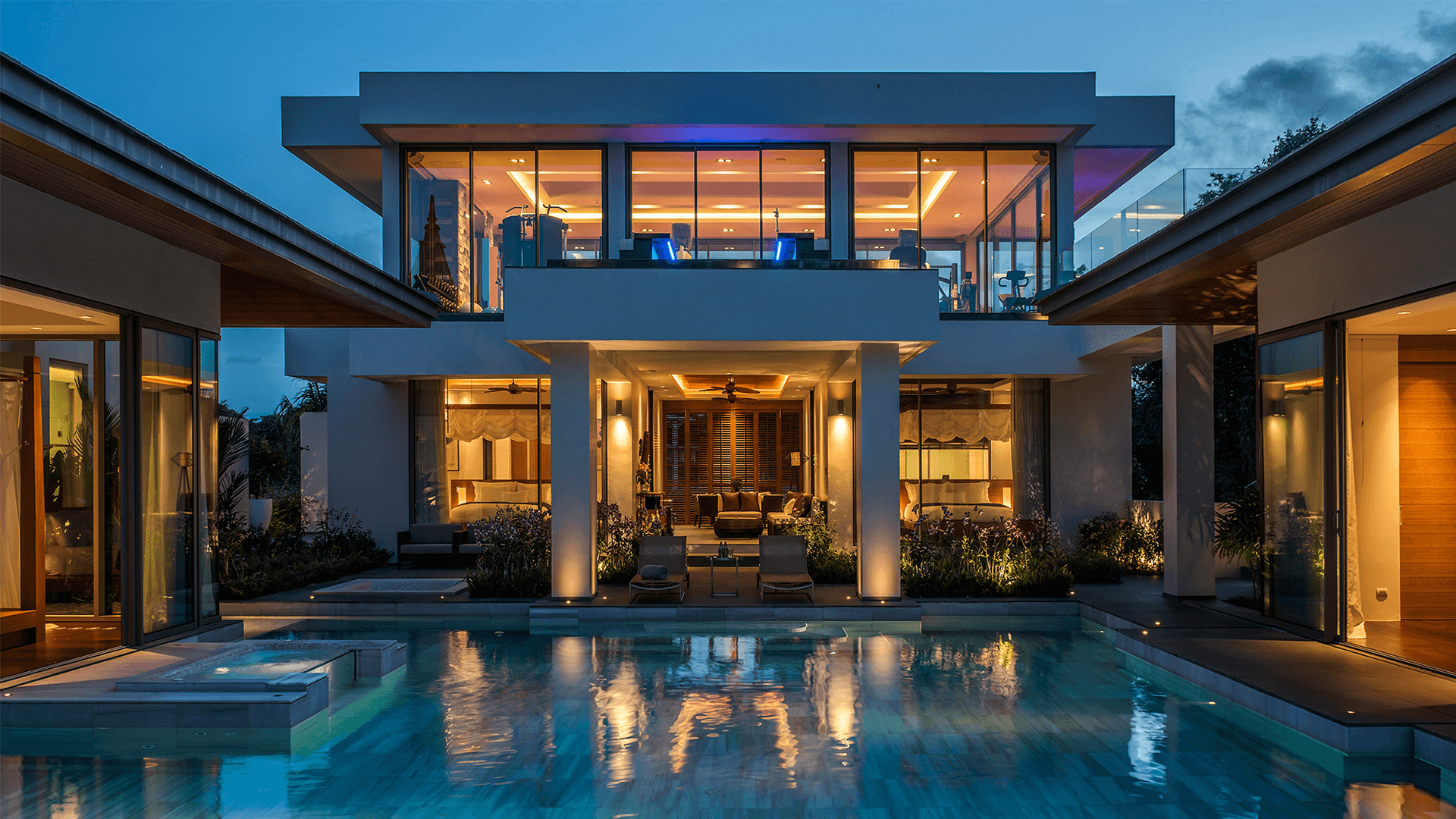 The Resort Villa : A Masterclass In Luxury