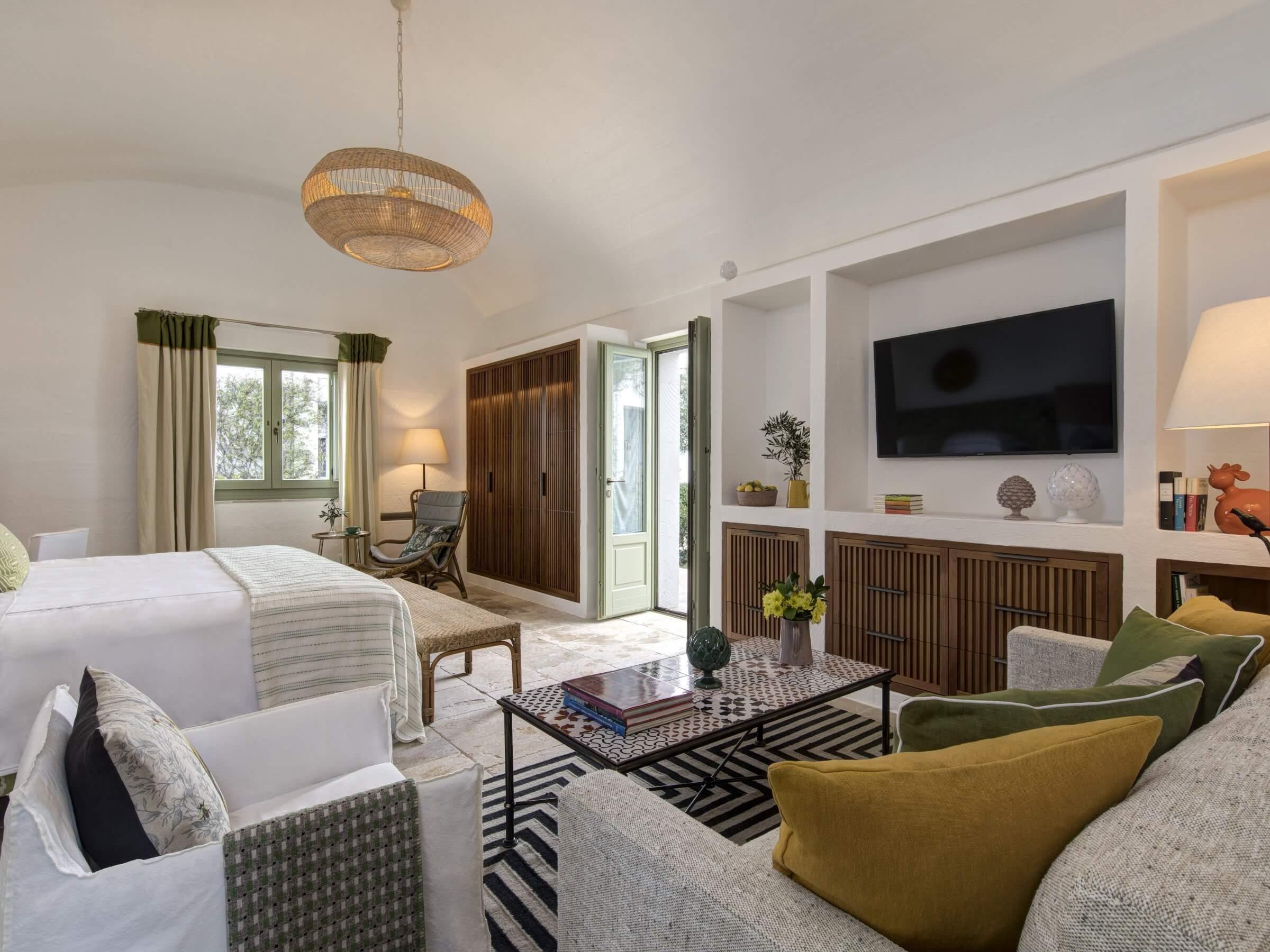 Masseria Torre Maizza_Room Overview
