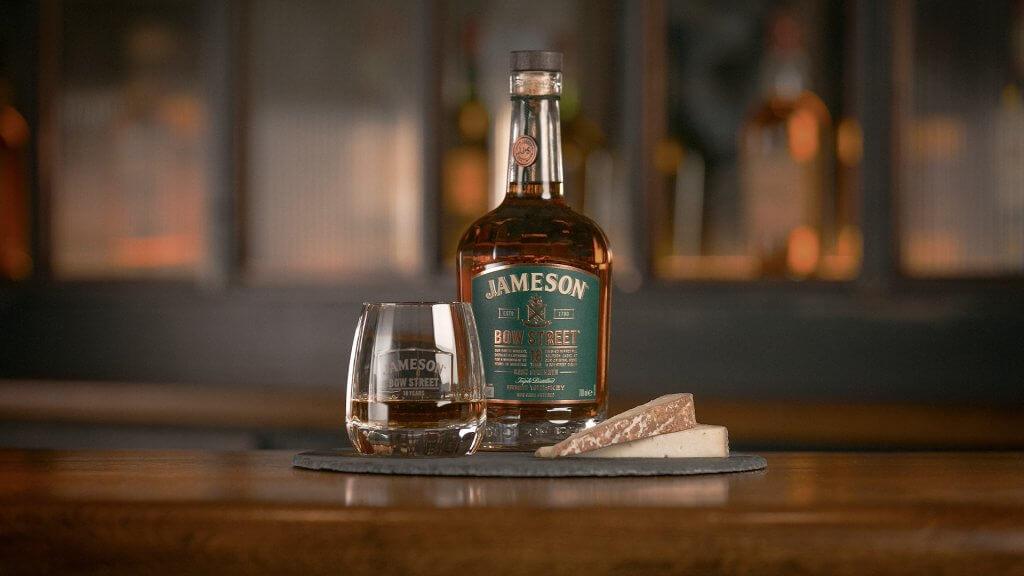 Jameson's Bow Street 18 Year Cask Strength Batch 2