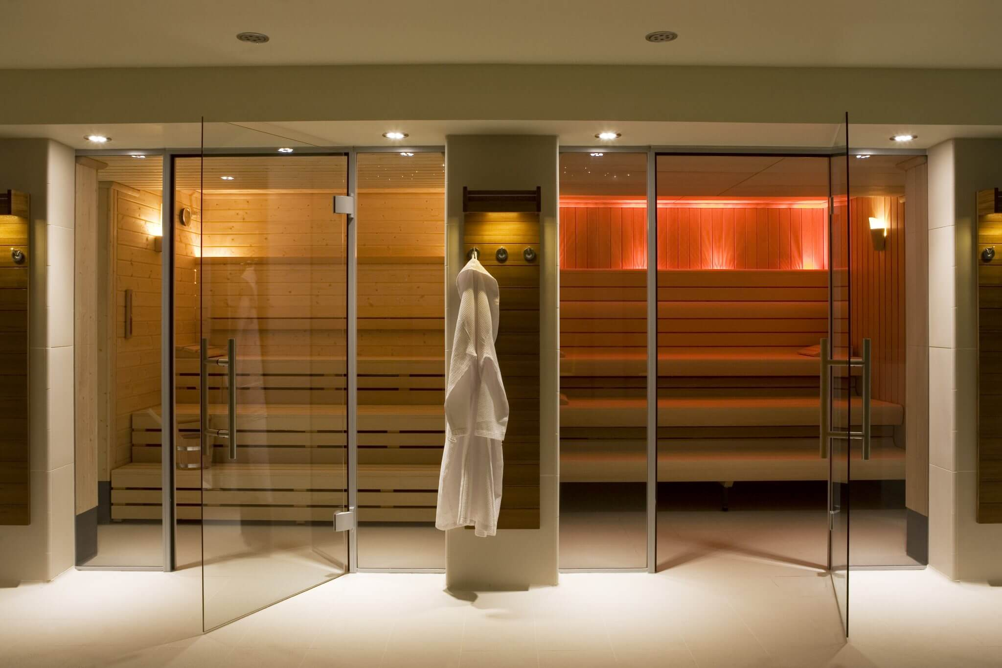 1. Sauna Sanarium at K Spa