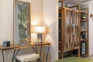 Deluxe 2 queen room amenities