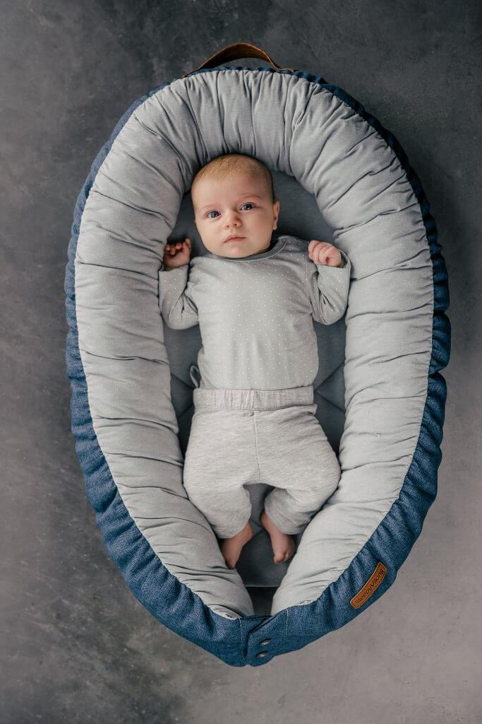 EcoViking - SleepyViking BabyNest 5