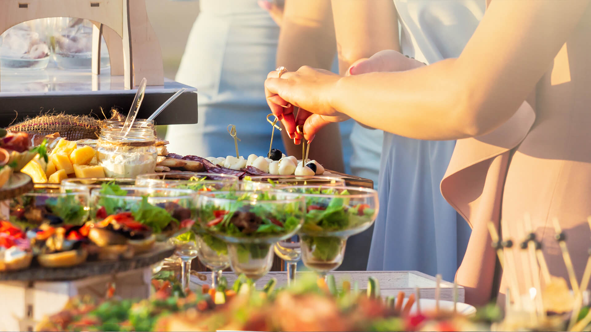 7 Quirky Catering Ideas For Corporate Events Ai Global Media Ltd