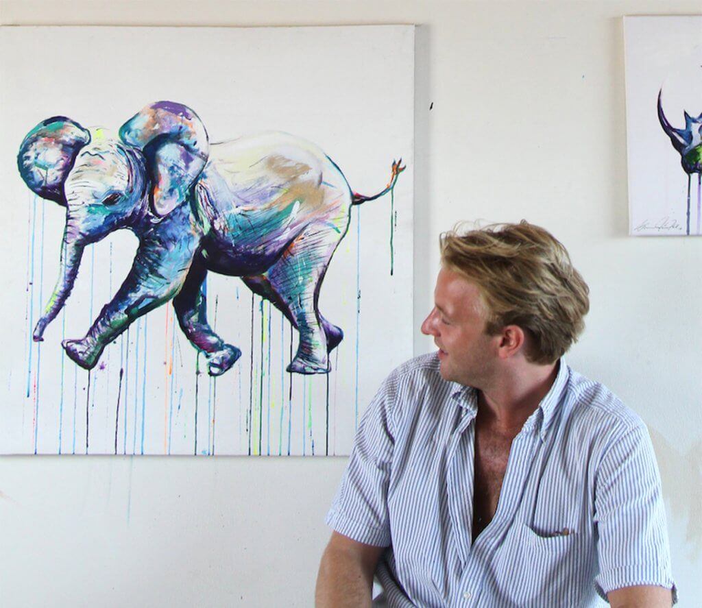 Hall Sri Lankan Elephant