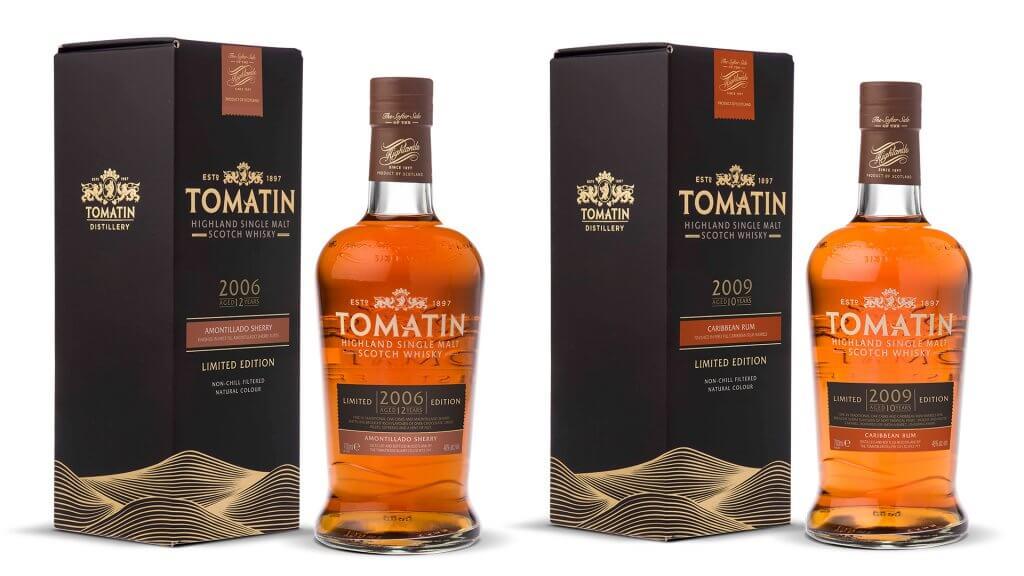 Tomatin Whiskey