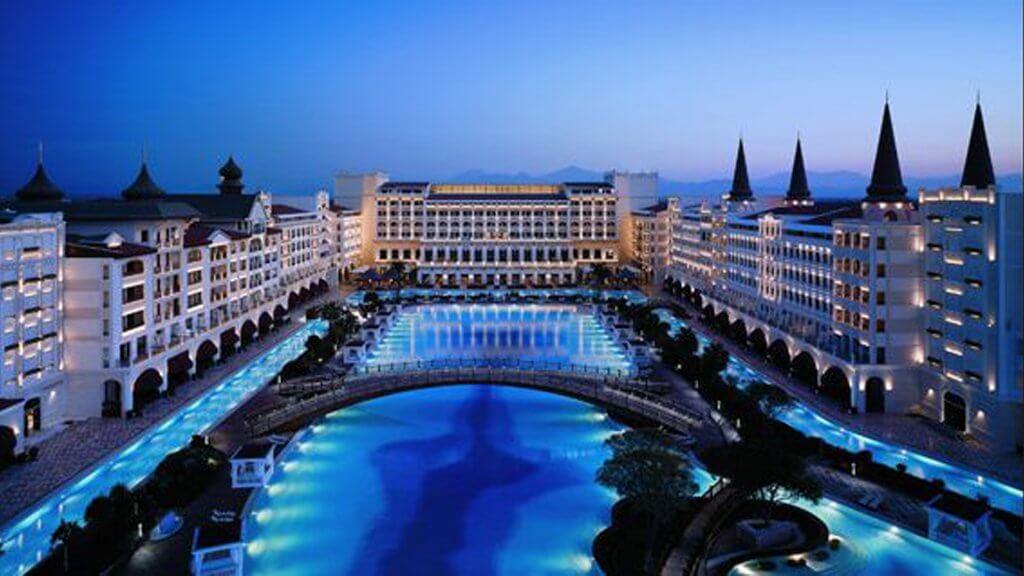 Mardan Palace, Turkey