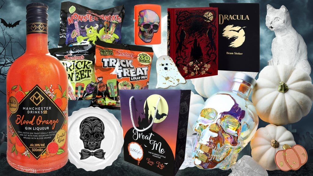 Halloween Gift Guide 2019