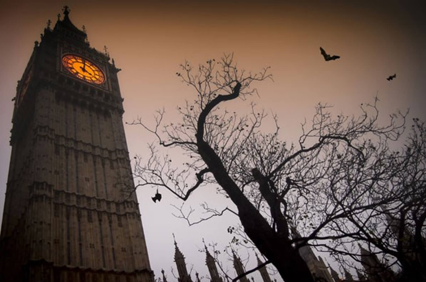 London's horror walking tour
