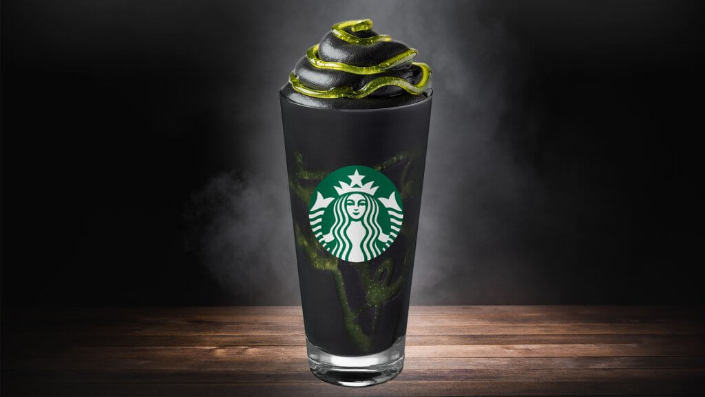Phantom Frappuccino