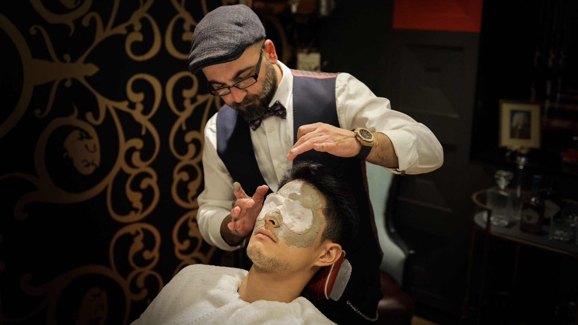 Ted Baker Barbers