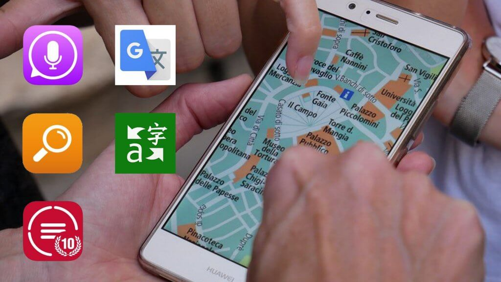Translation apps