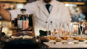 Whiskey masterclass