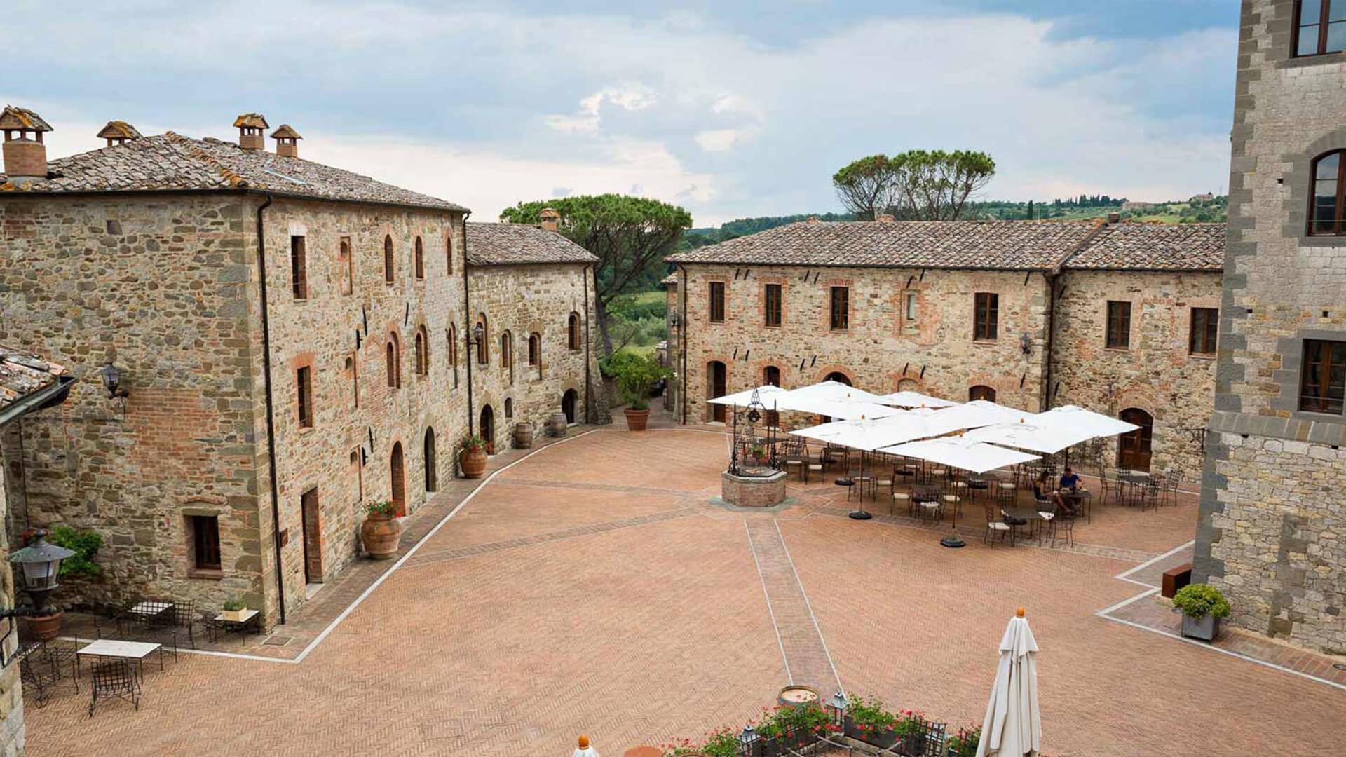 Castel Monastero - LUXlife