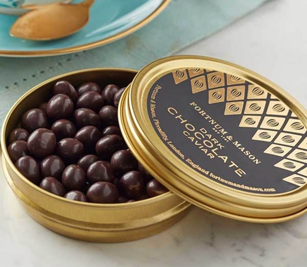 Chocolate Caviar