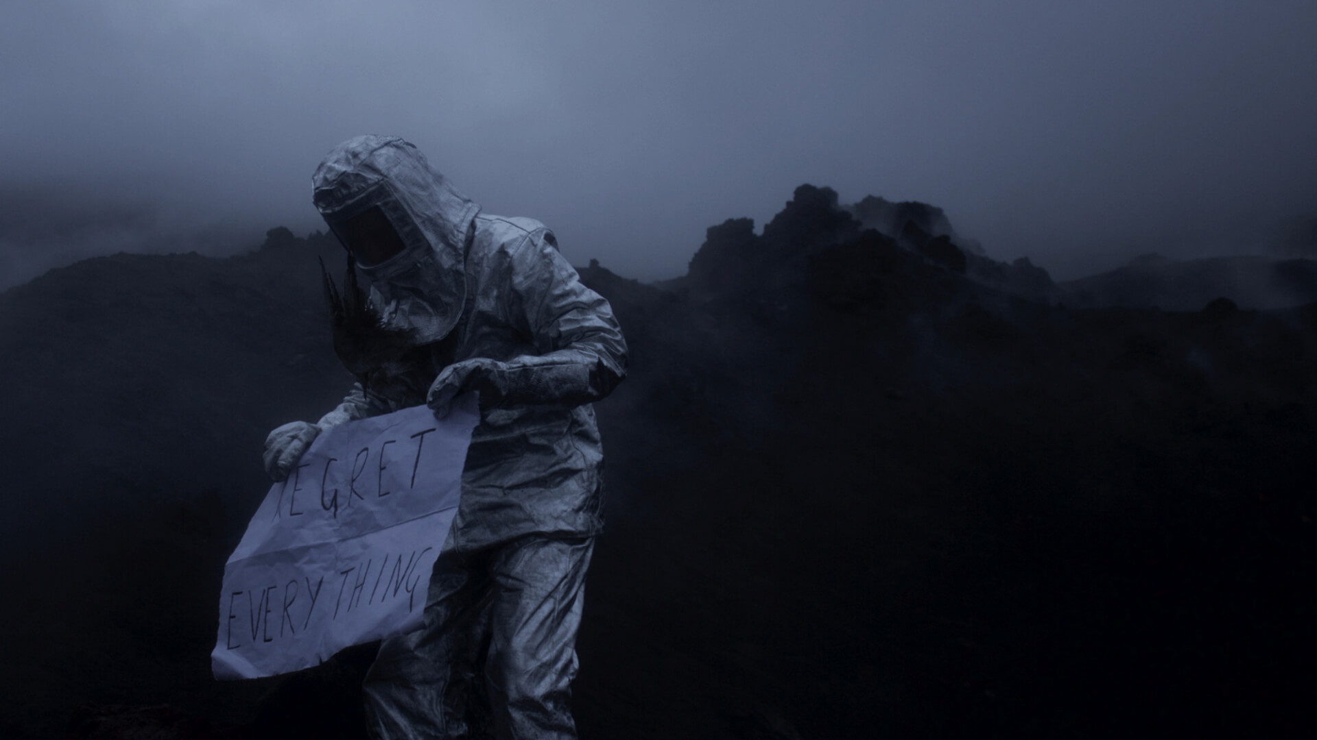 Volcano regrets