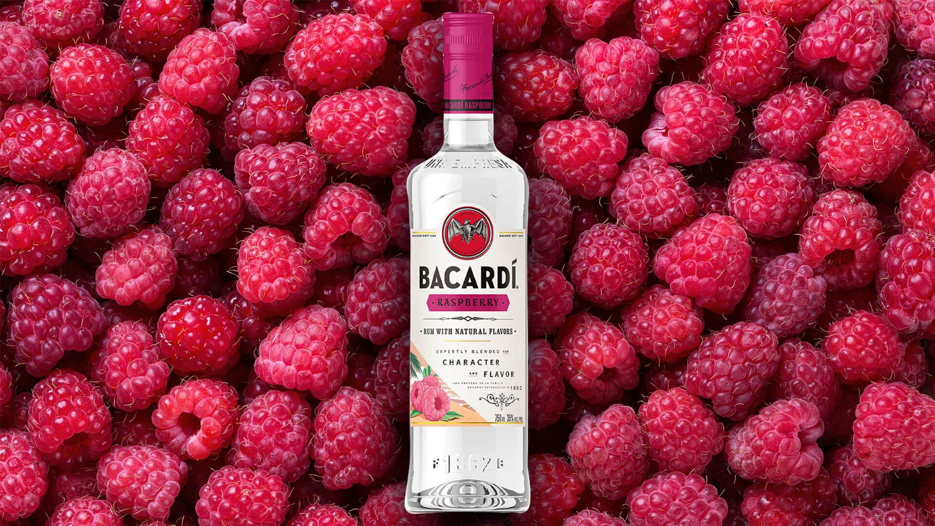 Raspberry Barcardi