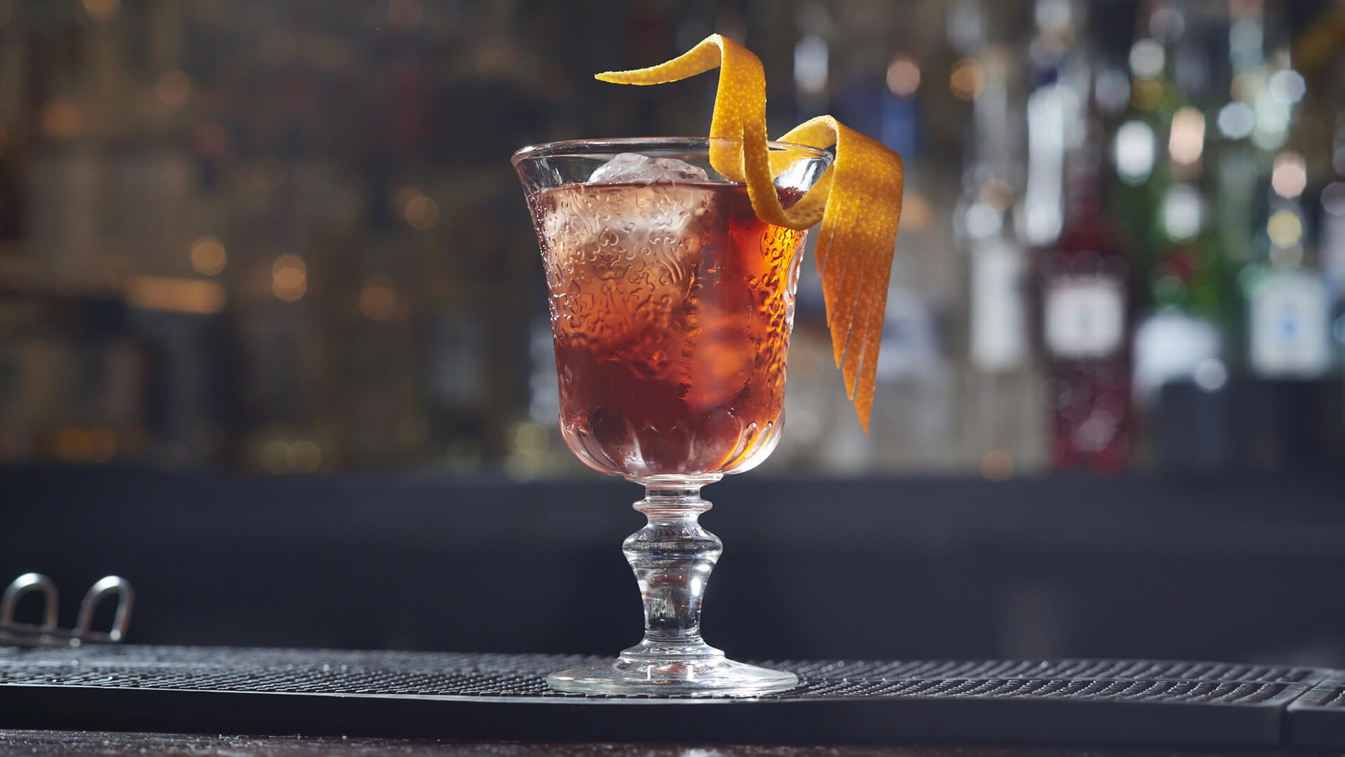 The Burns Cocktail