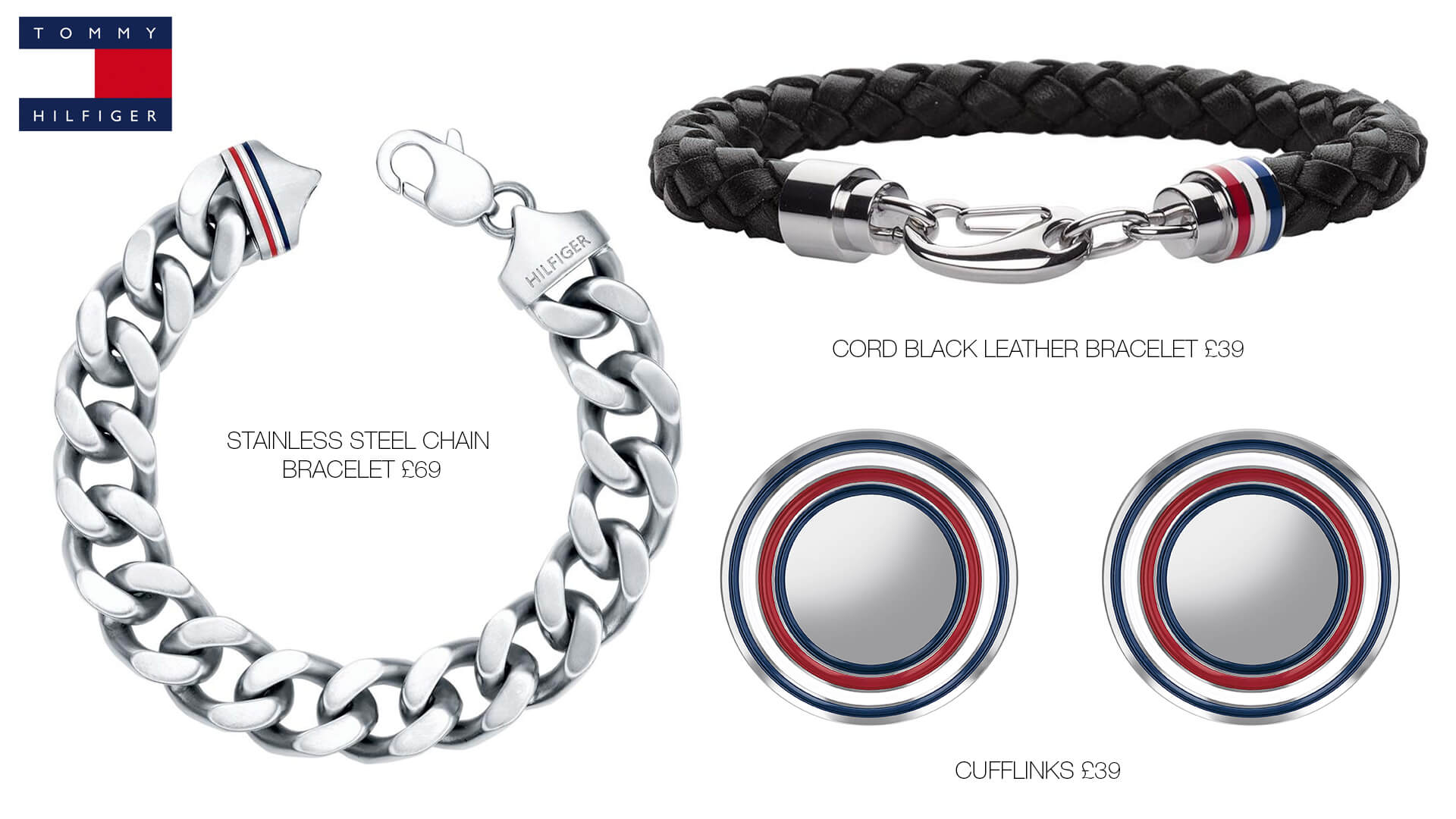 Tommy Hilfiger Men's Jewellery