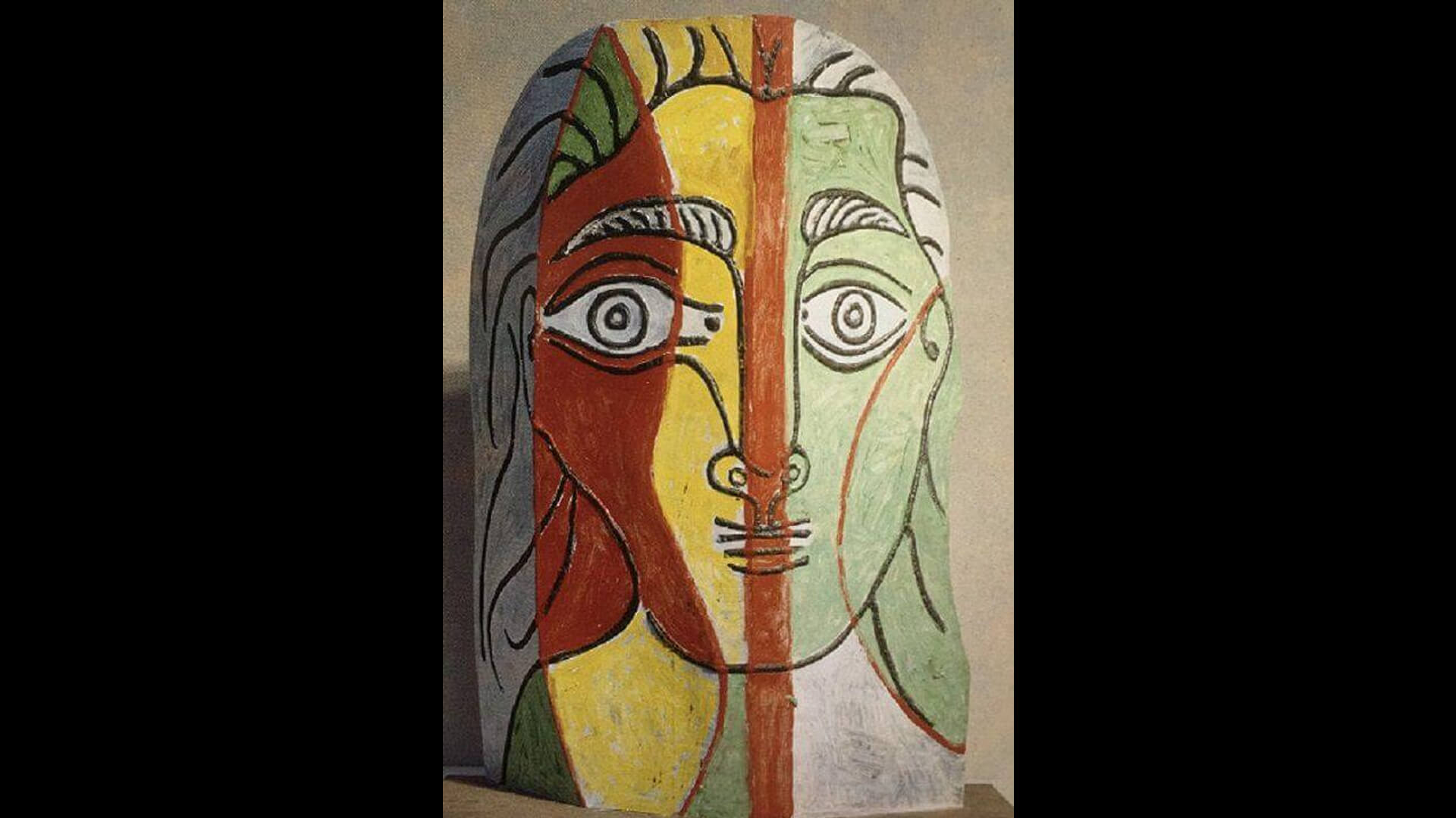 Head of a Woman (1961) original