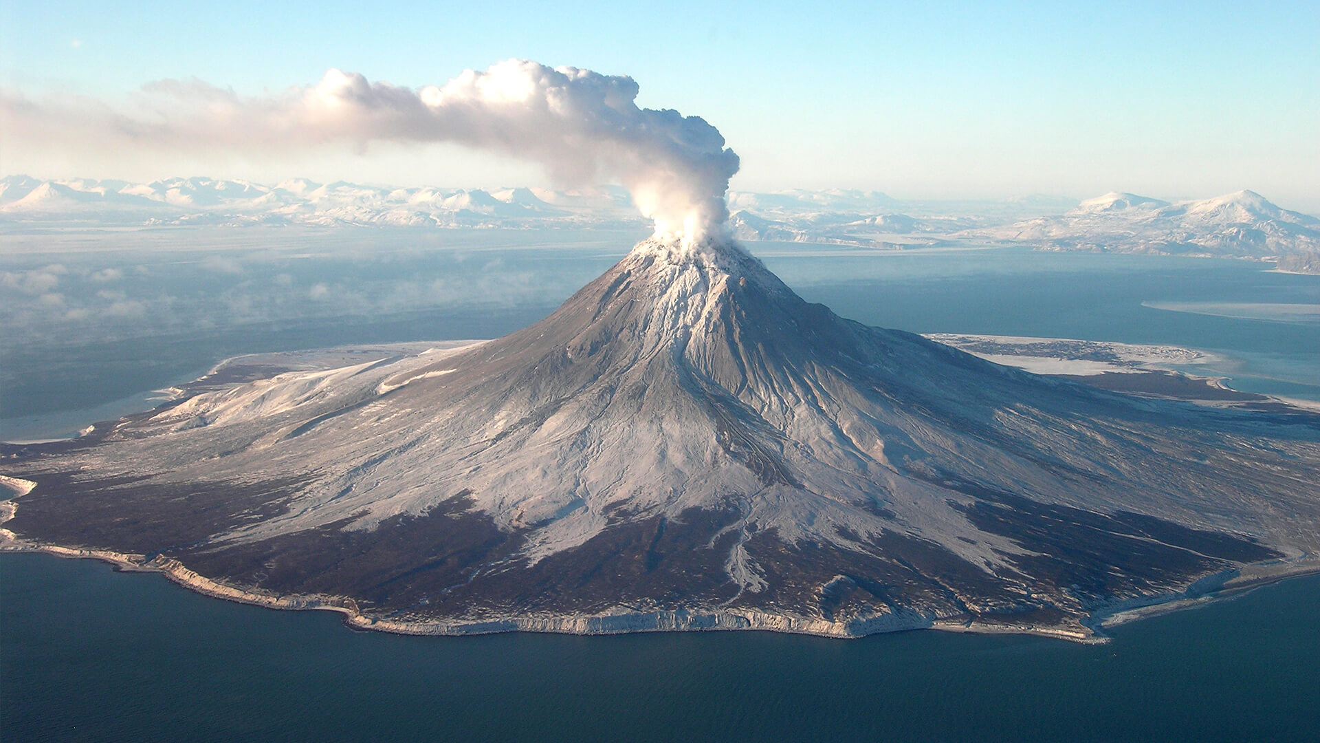 The Top 7 Most Stunning Volcanoes In The World - Lux Magazine