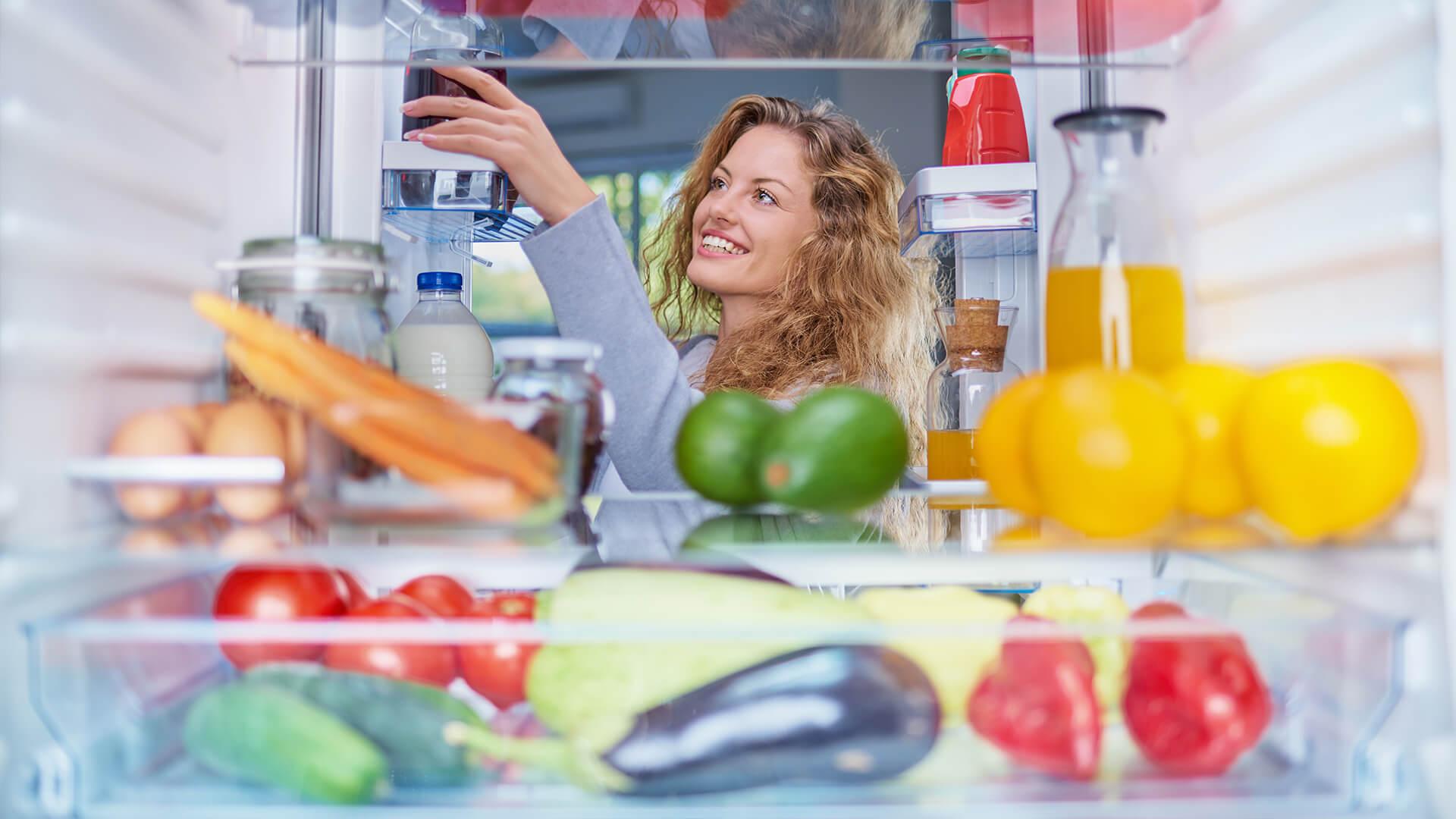 fresh fridge