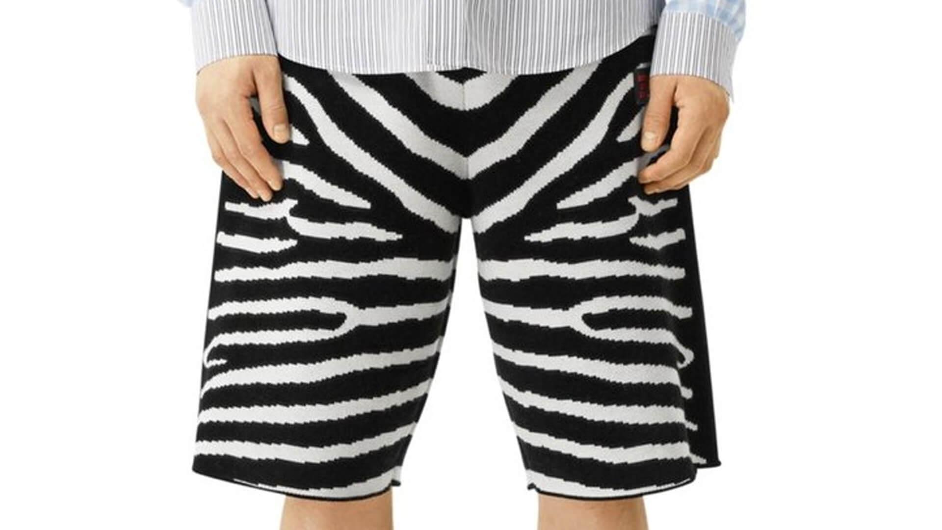 Janson Zebra Shorts