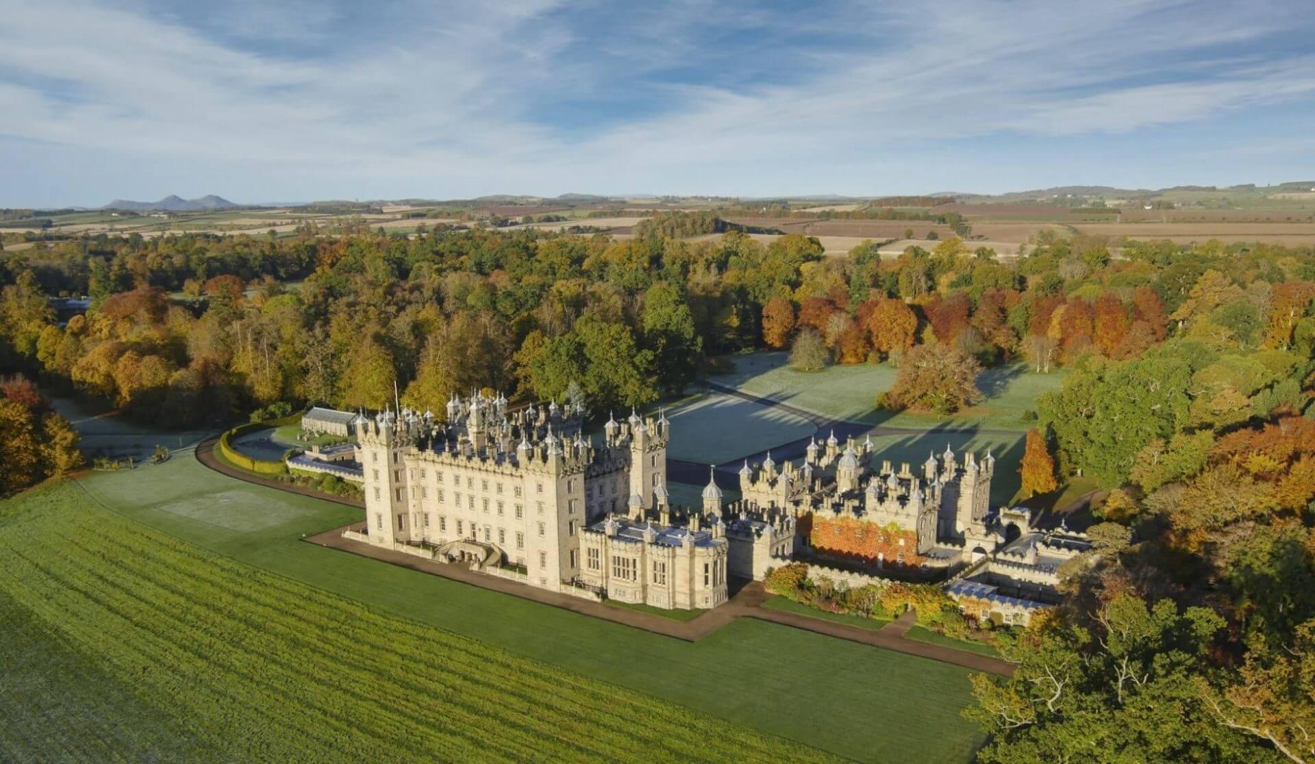 Floors Castle (courtesy of the Duke of Roxburghe)