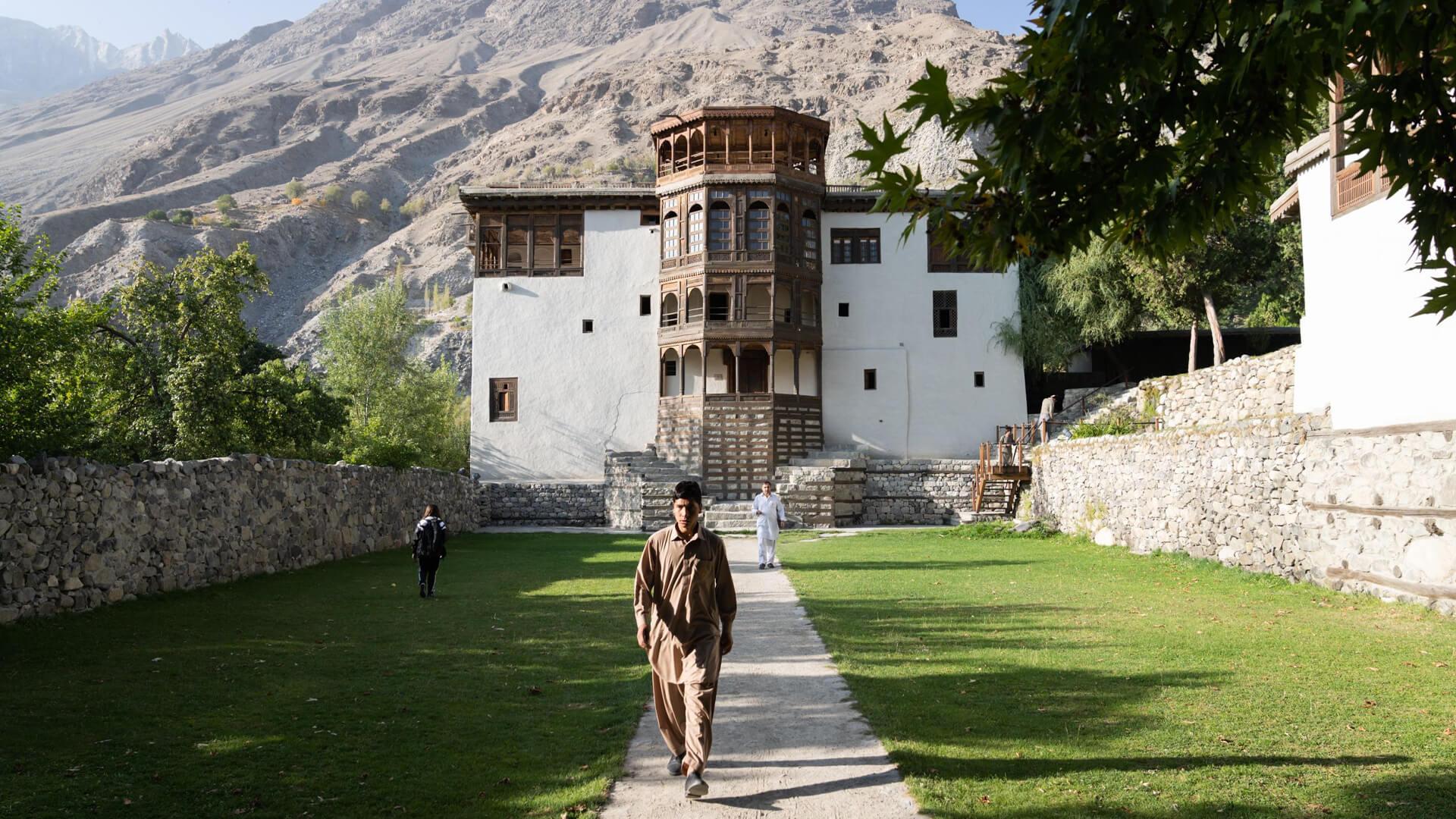 Khaplu Palace, Pakistan