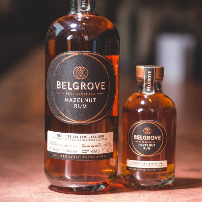 Product shot 2 x bottles - Belgrove